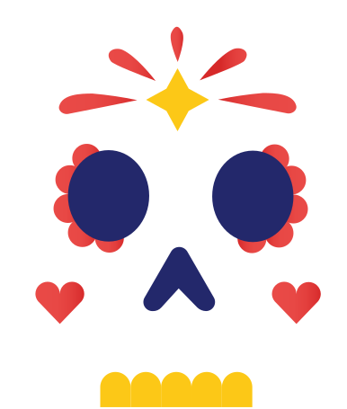 style mexican skull images in PNG and SVG   Icons8 Illustrations