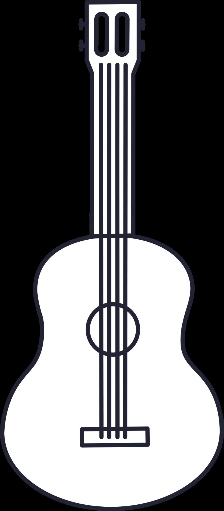 car rental  guitar Clipart illustration in PNG, SVG