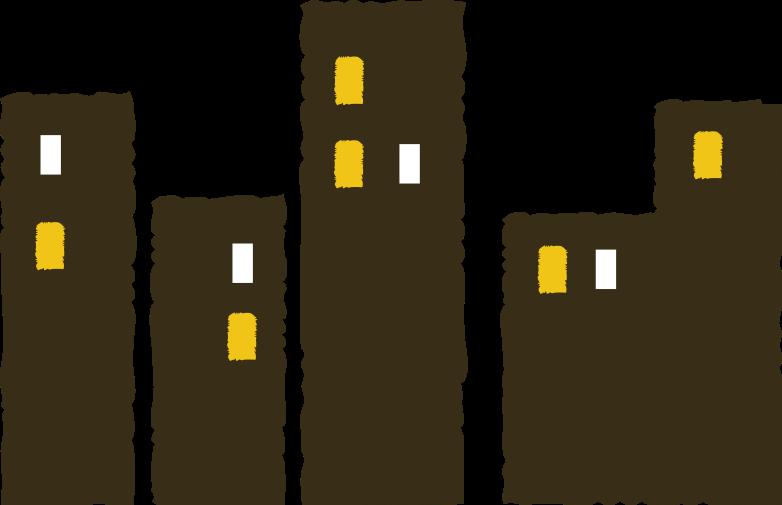 buildings Clipart illustration in PNG, SVG
