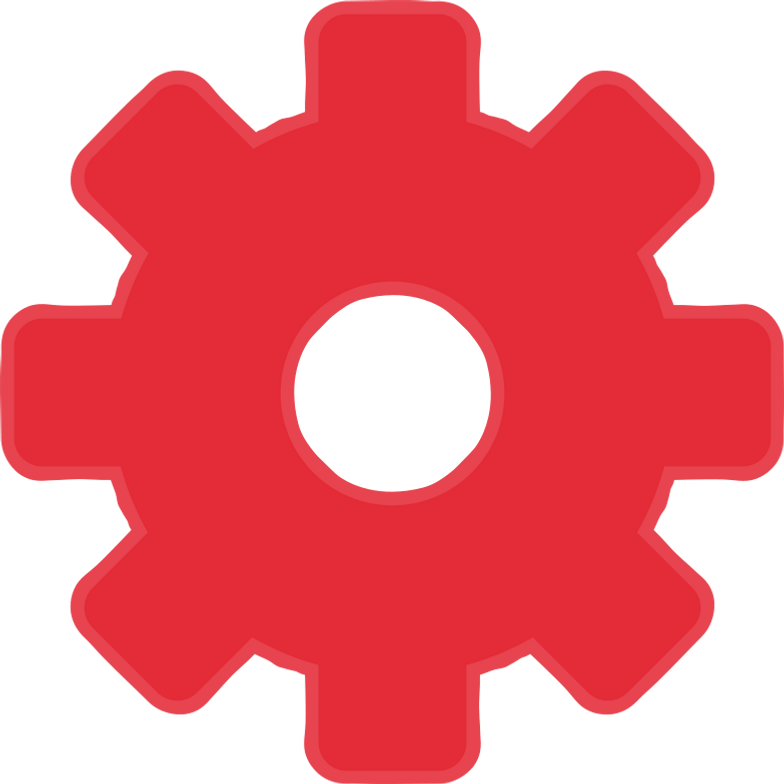gear Clipart illustration in PNG, SVG