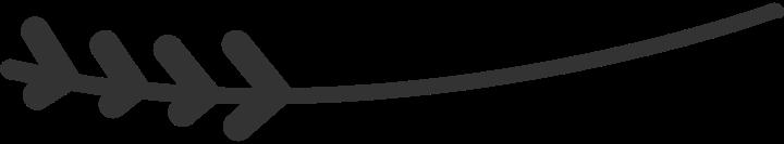 spikelet Clipart illustration in PNG, SVG