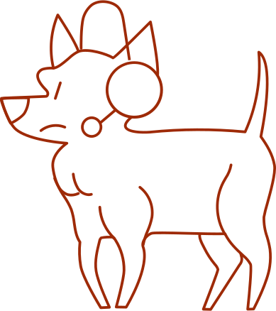 style i support dog images in PNG and SVG | Icons8 Illustrations