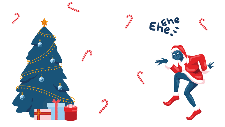 style Grinch stills Christmas  Vector images in PNG and SVG | Icons8 Illustrations