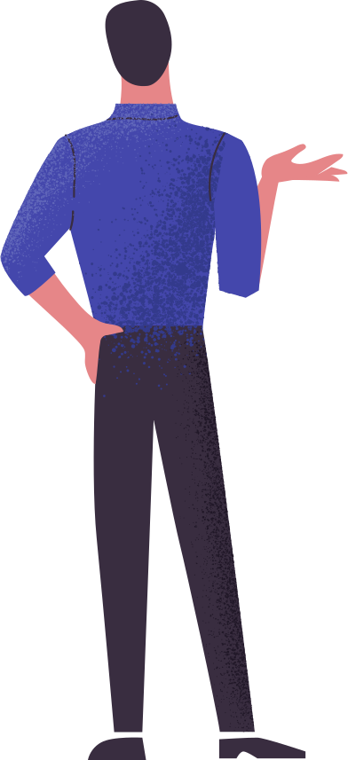 style man from behind images in PNG and SVG | Icons8 Illustrations