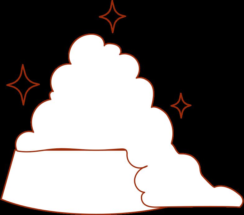 i fatal error dog bowl Clipart illustration in PNG, SVG