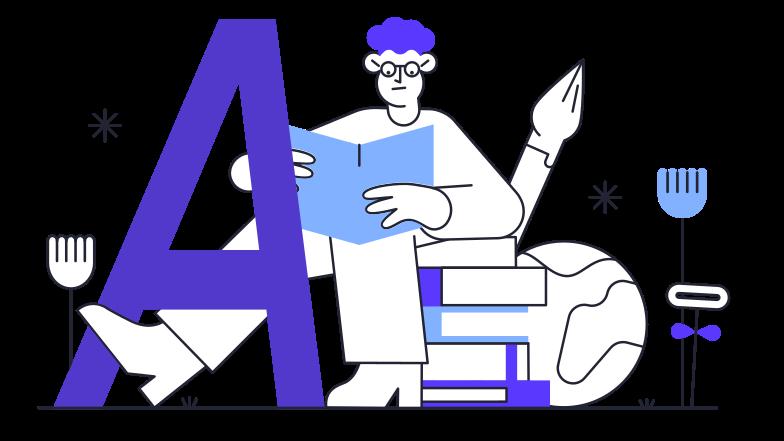 Educação Clipart illustration in PNG, SVG