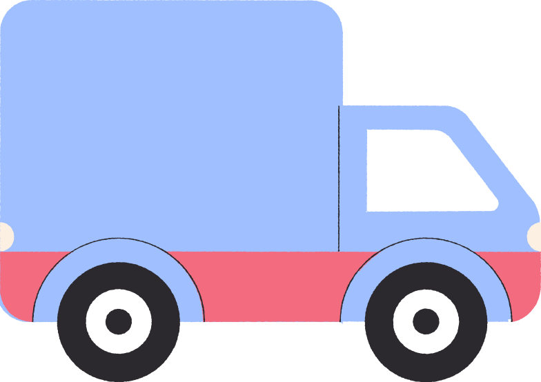 style truck Vector images in PNG and SVG | Icons8 Illustrations