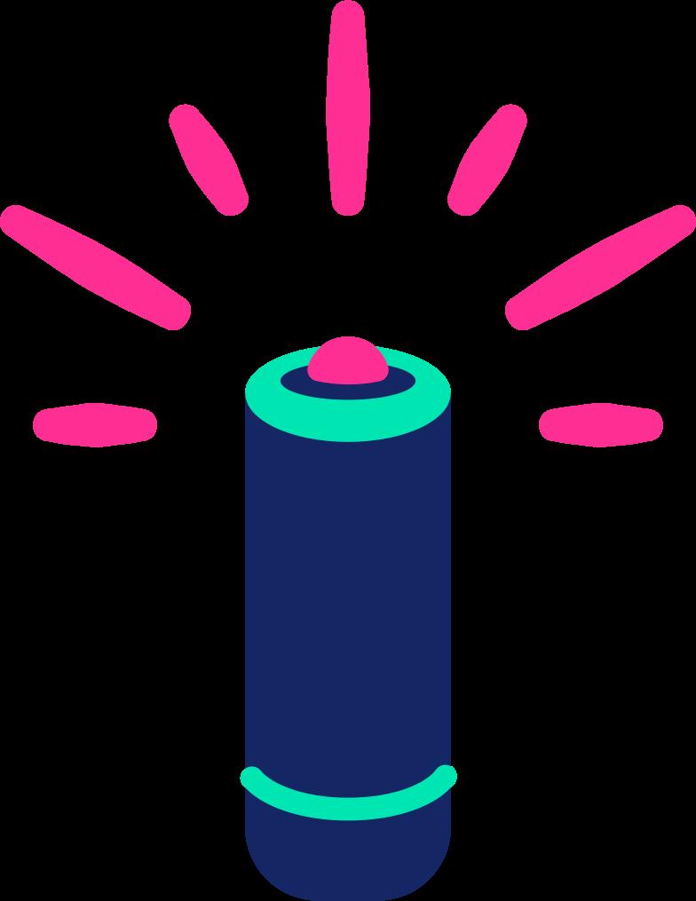 laser pointer Clipart illustration in PNG, SVG