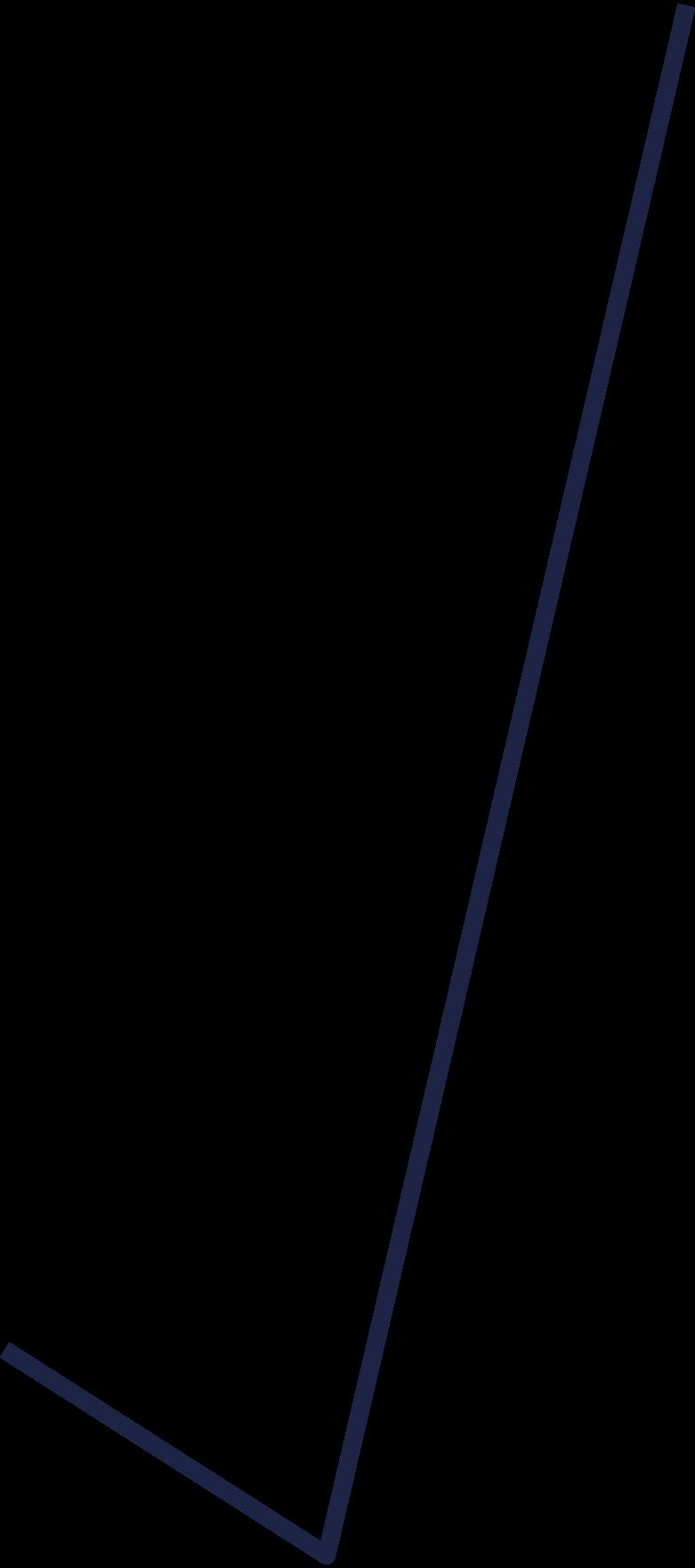 deltaplane rod 2 line Clipart illustration in PNG, SVG