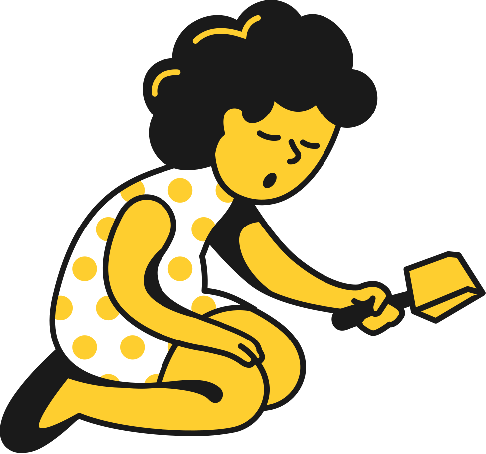 style kid with scoop Vector images in PNG and SVG | Icons8 Illustrations