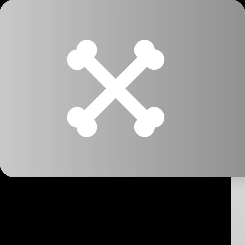 flag-pirates Clipart illustration in PNG, SVG