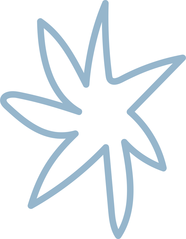 style tk blue flower Vector images in PNG and SVG | Icons8 Illustrations