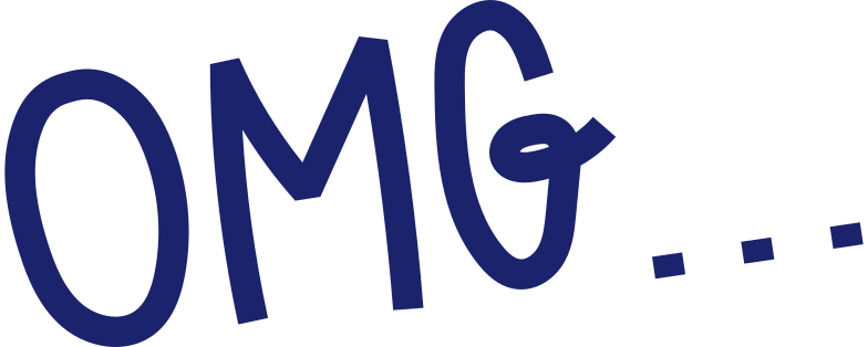 omg Clipart illustration in PNG, SVG