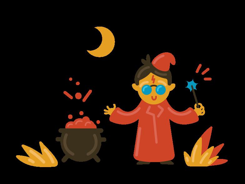Immagine Vettoriale Notte di halloween in PNG e SVG in stile  | Illustrazioni Icons8