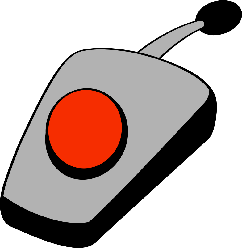 remote controller Clipart illustration in PNG, SVG