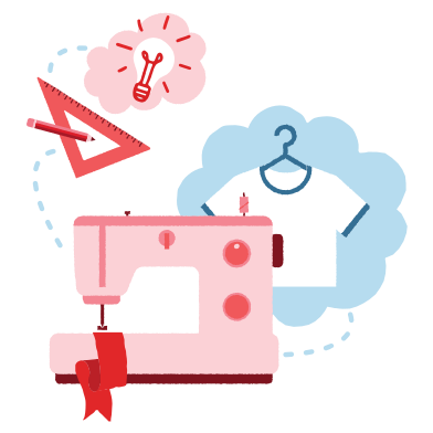style Sewing business images in PNG and SVG | Icons8 Illustrations
