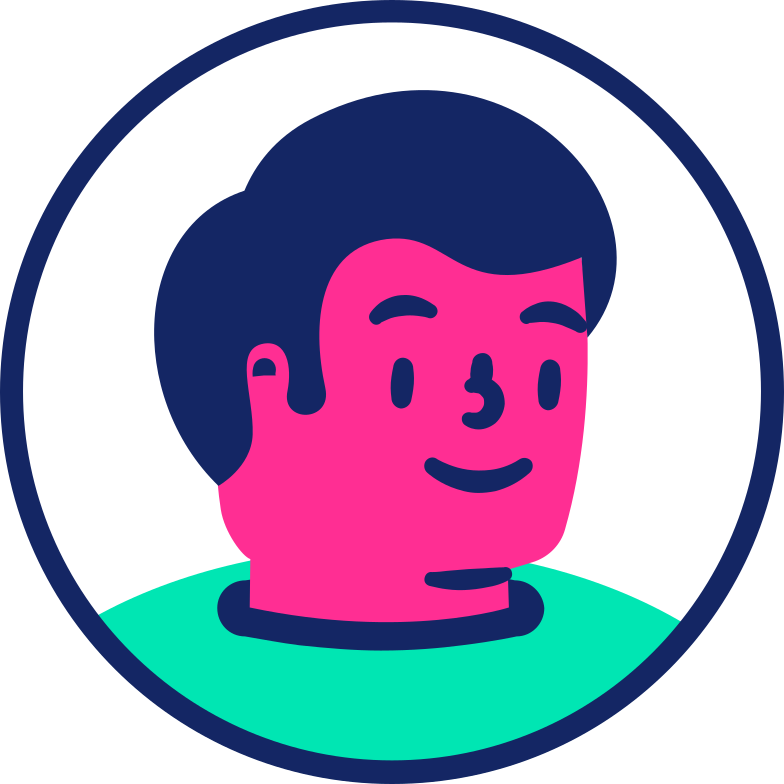 style man face id Vector images in PNG and SVG | Icons8 Illustrations