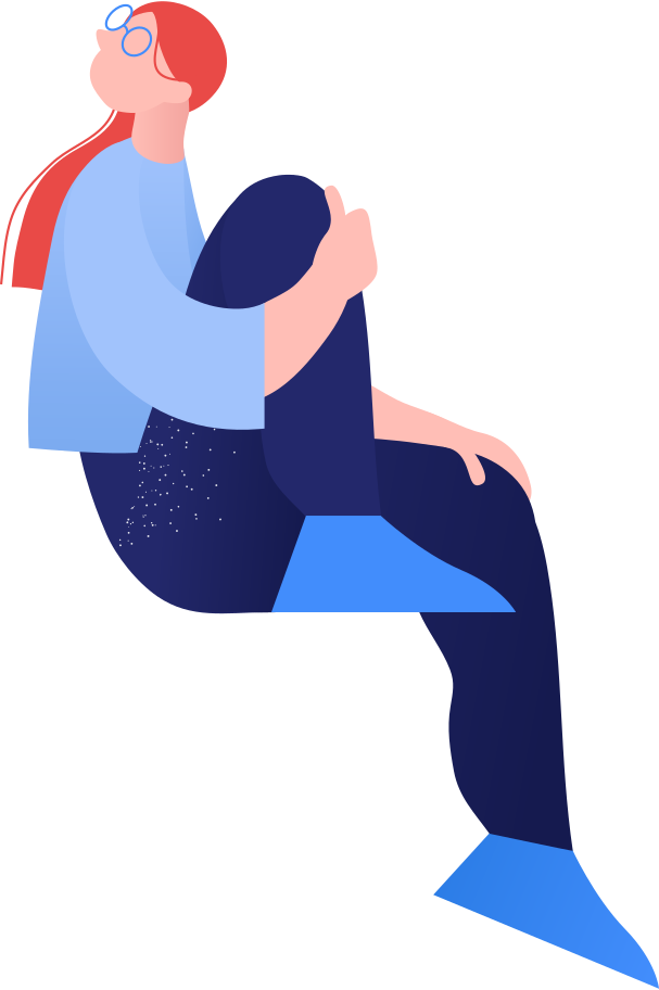 style sitting girl images in PNG and SVG | Icons8 Illustrations