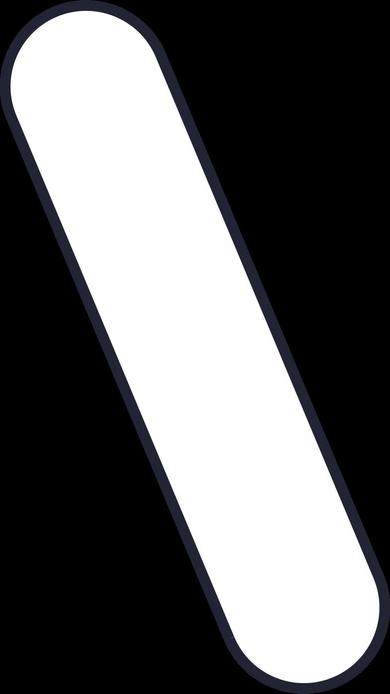 shape white Clipart illustration in PNG, SVG