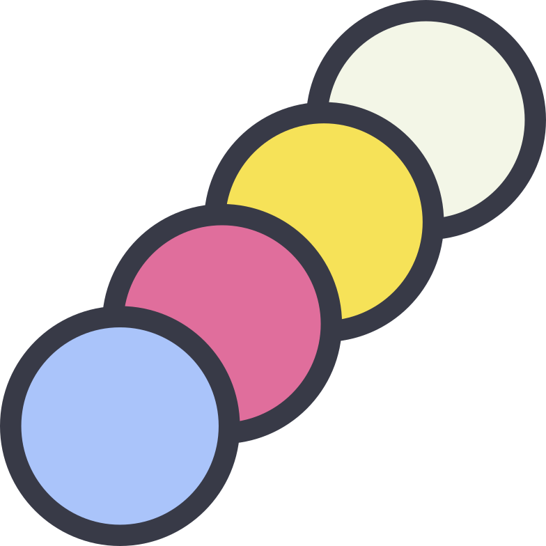 circles Clipart illustration in PNG, SVG