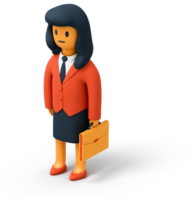 style woman with briefcase images in PNG and SVG | Icons8 Illustrations