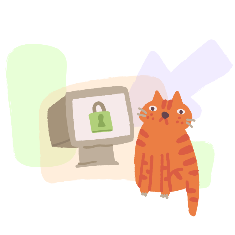 Access blocked Clipart illustration in PNG, SVG