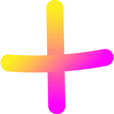 style rg pink yellow plus images in PNG and SVG | Icons8 Illustrations