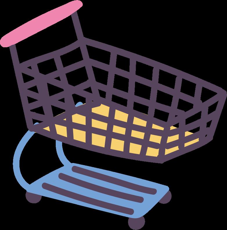 handcart Clipart illustration in PNG, SVG