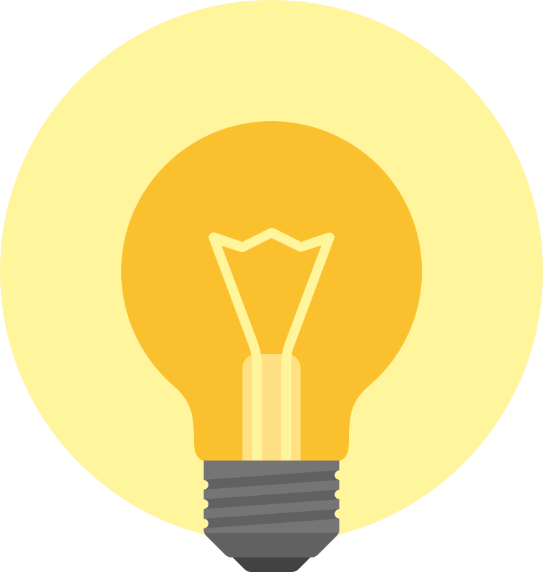 style light bulb idea Vector images in PNG and SVG | Icons8 Illustrations