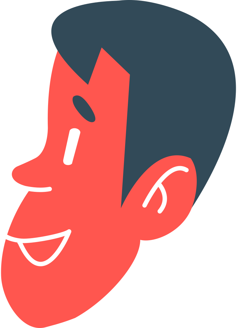 style boy's head Vector images in PNG and SVG | Icons8 Illustrations