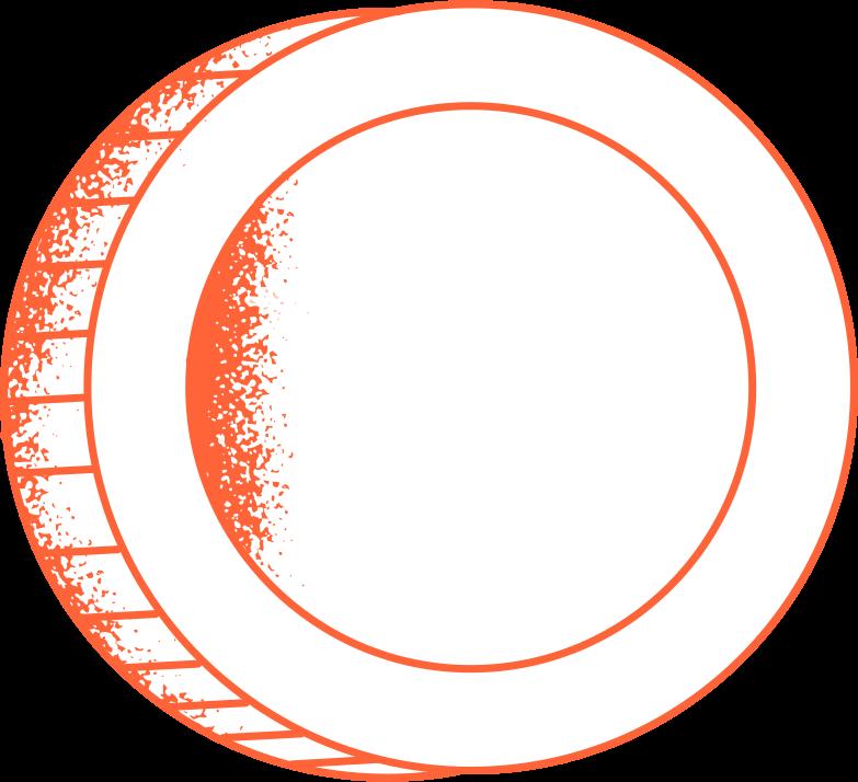 münze Clipart-Grafik als PNG, SVG