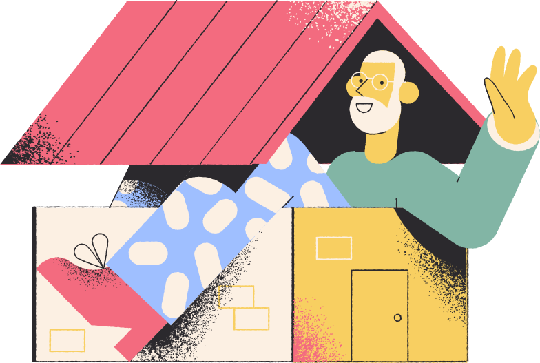 Illustration clipart Bienvenue aux formats PNG, SVG