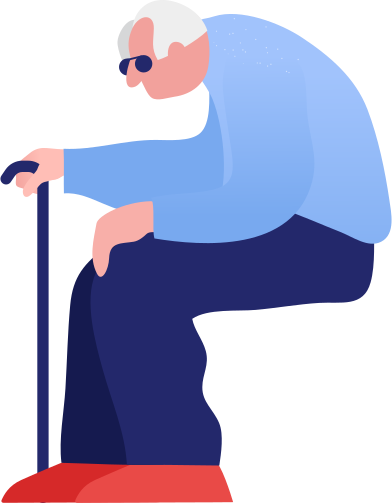 style grandpa sitting images in PNG and SVG | Icons8 Illustrations
