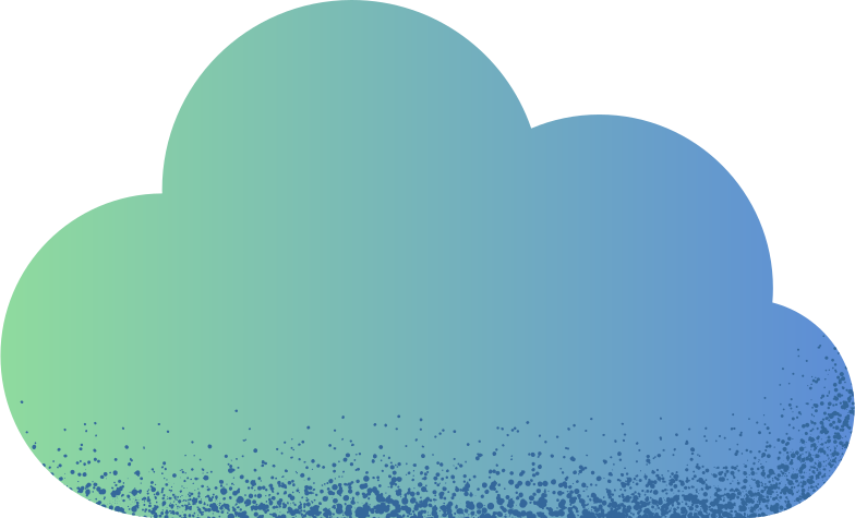 network-cloud Clipart illustration in PNG, SVG