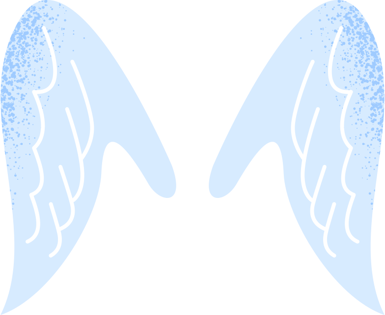 style angel wings Vector images in PNG and SVG | Icons8 Illustrations