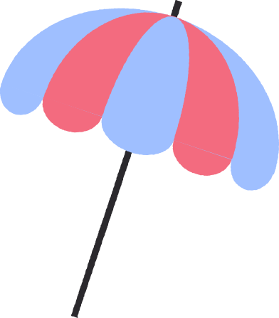 style beach umbrella images in PNG and SVG | Icons8 Illustrations