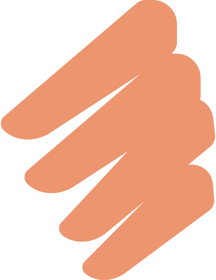 welcome!  man 2 fingers Clipart illustration in PNG, SVG