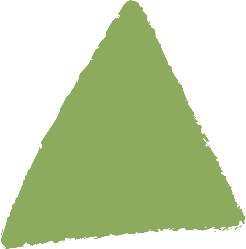 triangle-dark-green Clipart illustration in PNG, SVG