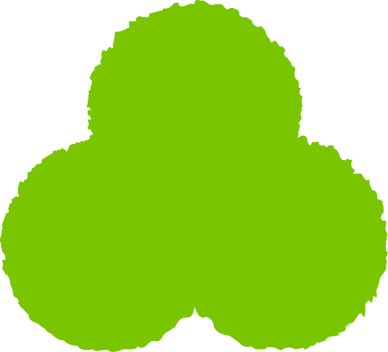 style trefoil green Vector images in PNG and SVG | Icons8 Illustrations