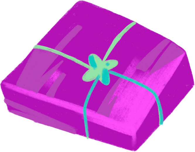 style purple gift Vector images in PNG and SVG | Icons8 Illustrations