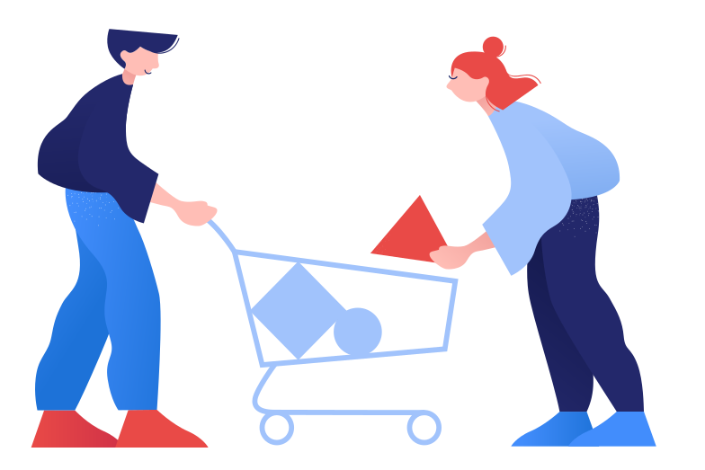 style Shopping Vector images in PNG and SVG | Icons8 Illustrations