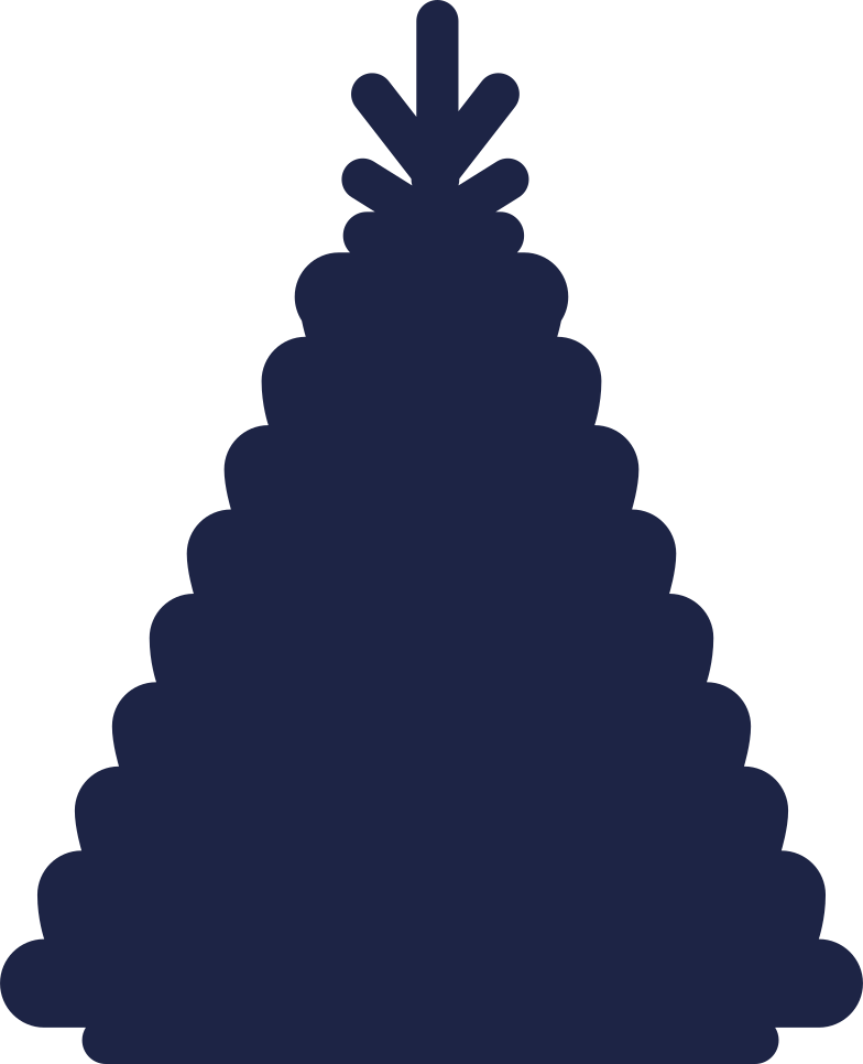 style new year tree Vector images in PNG and SVG | Icons8 Illustrations