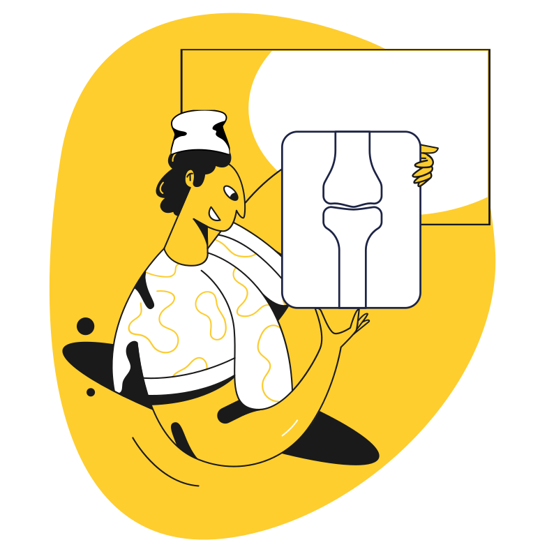 Surgeon Clipart illustration in PNG, SVG