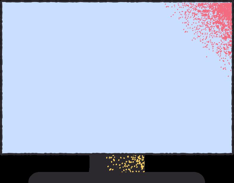 tv Clipart illustration in PNG, SVG