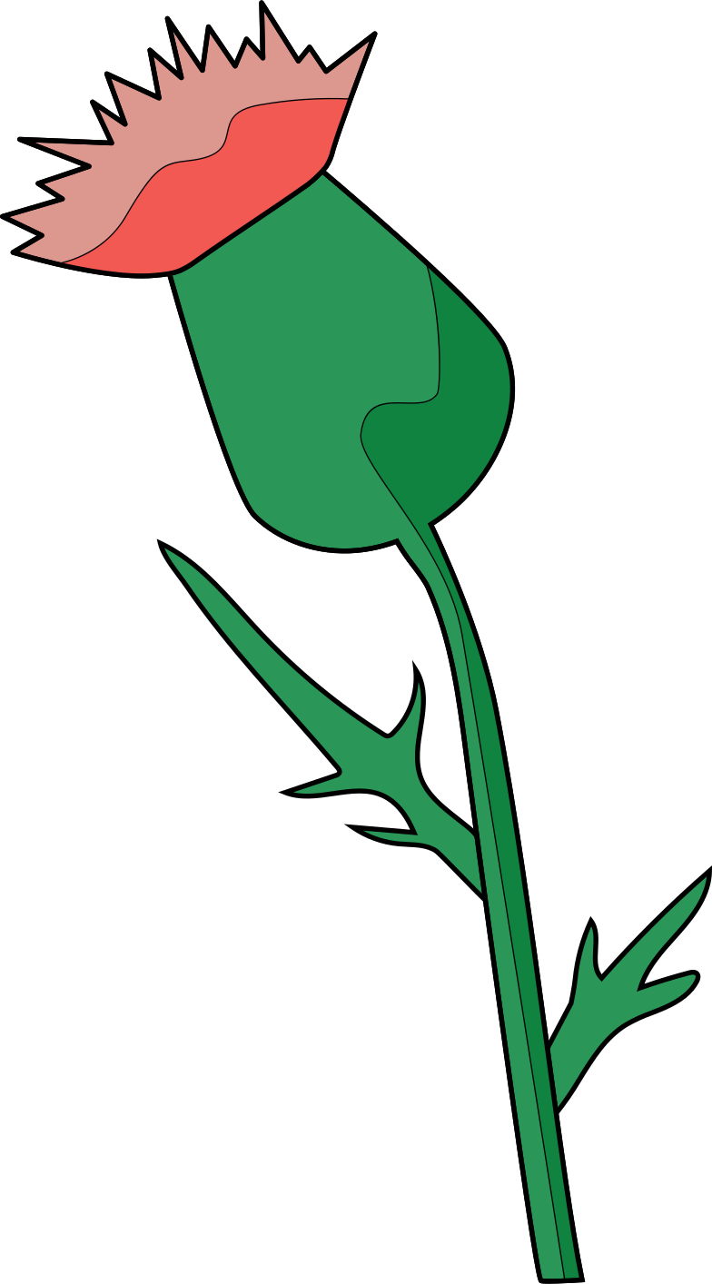 thorn Clipart illustration in PNG, SVG
