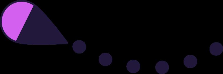 come back later  hand Clipart-Grafik als PNG, SVG