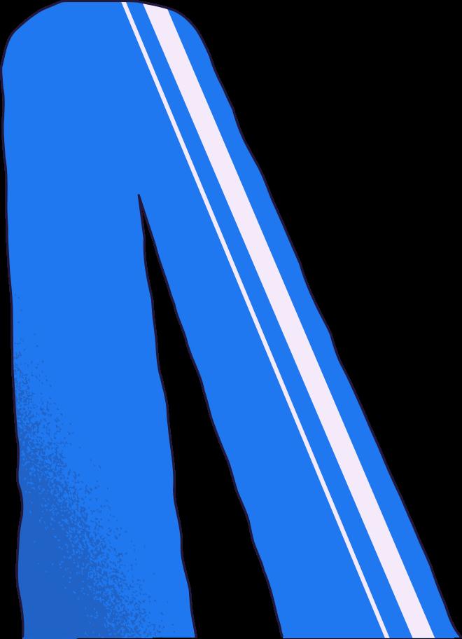 Ilustración de clipart de Buscando piernas en PNG, SVG