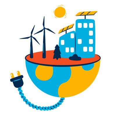 style Erneuerbare energie images in PNG and SVG | Icons8 Illustrations