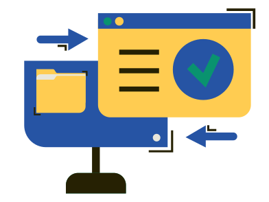 style Data validation images in PNG and SVG | Icons8 Illustrations