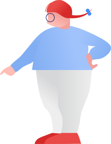 style fat girl showing images in PNG and SVG | Icons8 Illustrations